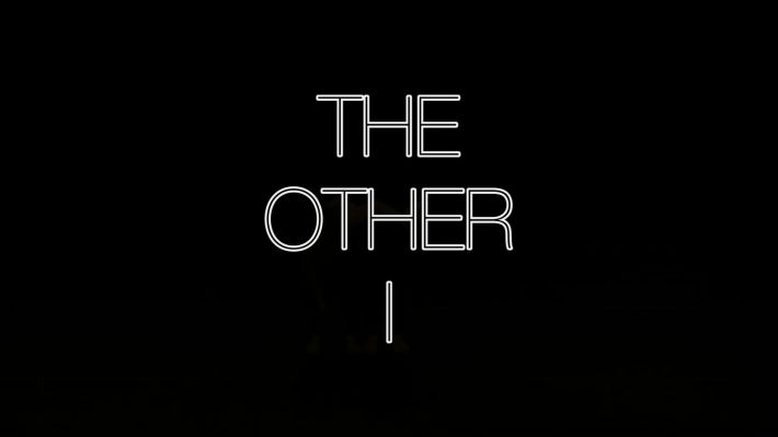 THE OTHER I TITLE frame